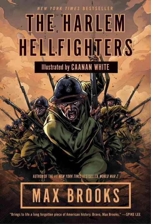 The Harlem Hellfighters By Brooks, Max/ White, Caanan (ILT)